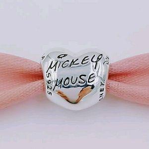 Jewelry - Pandora Disney Parks Exclusive Mickey Signature Ch